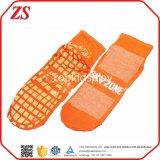 Оптовые изготовленный на заказ анти- малыши выскальзования скачут носки хлопка сжатия Trampoline