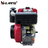 Début électrique de moteur diesel avec l'arbre de cône (HR188FAE)