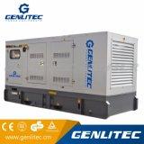 200ква двигатель Perkins бесшумный дизельный генератор