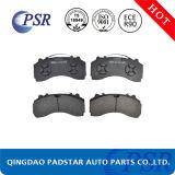 Almofada de freio quente do caminhão da alta qualidade da venda do fabricante de China