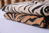 Tessuto da arredamento del Chenille dell'elemento della zebra nel tessuto 100% del poliestere