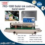 Frd-1000 Solid-Ink continuo de la fecha de la banda de codificación de sellador para harina