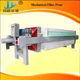 Separação de líquido sólido - Placa de PP Filtro Automático Pressione