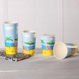 taza de consumición impresa aduana 20oz, taza disponible, taza del Milkshake/tazas de papel--Yhc-103