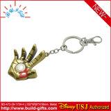 Neuer Entwurfs-Schlüsselkette mit Armkreuz-Mann-Palmen-Form