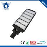 300W fabricación de la luz de calle de la UL LED