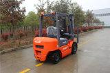 2.5 Tonnen kleine hydraulische Dieselgabelstapler-