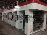 Preço da máquina de impressão Gravure automática para rolo de filme de rolo de papel