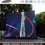 La haute définition P5.95 location piscine plein écran LED de couleur