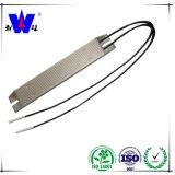 Capa de alumínio do enrolamento do fio Resistor Variável com Alta Tensão