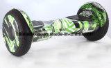 Elektrischer Selbst-Ausgleich surfender Roller mit den 10 Zoll-grossen Geschäftemachern