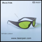 800 - gafas de seguridad de laser 1100nm para los lasers dentales Diode/ND: Lasers de YAG de Laserpair