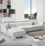Mobília moderna branca do sofá da sala de visitas (29)