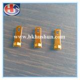 黄銅(HS-SM-0012)と押す高精度の習慣