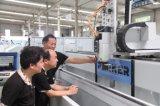 Fresadora de cortina del CNC de la pared del cobre de la perforación de aluminio del perfil