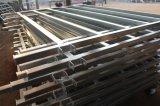 الصين صناعة [بورتبل] فولاذ مواش فناء لوح ([إكسمر105])