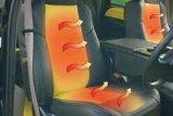 Rilievi di riscaldamento per l'ammortizzatore di sede dell'automobile