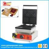 Nuevo producto comercial Mini sándwich máquina de hacer gofres con CE