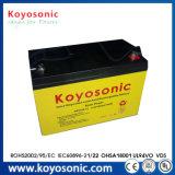 De zonne ZonneAccu van de Batterij 120ah de Systemen van het Zonnepaneel van 10 KW met de Opslag van de Batterij