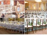 좋은 품질 식당 가구를 위한 알루미늄 연회 Chiavari 의자