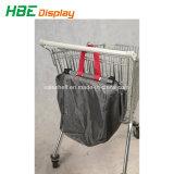 sacchetto del carrello di acquisto del poliestere del supermercato 210d