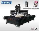 Ezletter 1300*2500mm, PVC y Kt Hoja Junta Router CNC con Eye-Cut personalizado innovadora función de patrón de MD1325 (ATC)