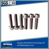 Liga de alumínio Titanium todos os parafusos anodizados soquete dos tipos
