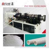 プラスチックPVC電気押出機装置の管の生産ライン