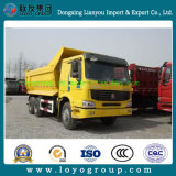 Vrachtwagen van de Stortplaats van China Sinotruk HOWO 6X4 de Op zwaar werk berekende voor Verkoop
