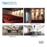 comitato acustico decorativo rispettoso dell'ambiente della fibra di poliestere di 15mm per la sala riunioni