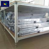 Flexíveis de PVC maleável dobra rápida Branco Tela do projetor