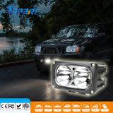 30W het Lichte LEIDENE van de vlek Licht van de Auto voor Offroad Jeep