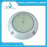 防水IP68無線12V RGB水中ランプLEDのプールライト
