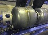 Bombona de gas de la línea de soldadora circunferencial