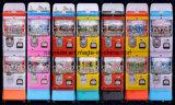 Kapsel Gashapon spielt Verkaufäutomaten in Münzen für Verkauf