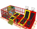Happy Kids Entertainment patio interior de fibra de vidrio