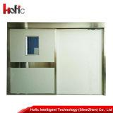 Puerta deslizante automática del acero de alta velocidad con el certificado del Ce