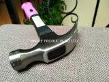 Тип молоток с раздвоенным хвостом руки Tools-8oz американский с ручкой покрынной пластмассой XL0011-3