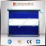 Hochgeschwindigkeitsisolierhochgeschwindigkeitsrollen-Blendenverschluss-Tür