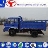 2,5 toneladas de 90 CV Fengshun Lcv camión/Luz/Mini Dumper/Volquete/RC/Descarga/Commericial carretilla