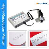 Imprimante à jet d'encre de haute résolution de Tij pour industriel quotidien (ECH700)