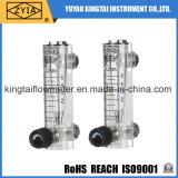 Type de panneau en acrylique d'eau liquide débitmètre