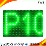Single-Green SMD LED de color en el interior del módulo de pantalla