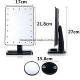 """Espejo de maquillaje con luces LED de 22 de Bright LED 12"""" pantalla grande, el contacto con la función de memoria e iluminado, espejos cosméticos de cortesía iluminados con un toque Esg10284"""