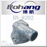 Alloggiamento del termostato dell'olio di Isuzu 4ba1 del pezzo di ricambio del motore di Bonai (OE: 5-13713045-0)