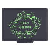 子供の消去可能な執筆ボード20のインチ電子LCDの執筆タブレット
