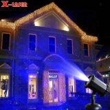 beleuchtet Fernsteuerungslandschaftslichter, im Freienled Chrristmas Laser