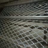 Горяч-Окунутая гальванизированная сваренная сетка бритвы