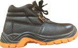 Ботинок работы безопасности низкого отрезока ботинки безопасности дешевых/кожи фабрики Китая неподдельной