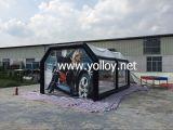 Beweglicher aufblasbarer Schaukasten für Auto